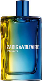 ZADIG & VOLTAIRE THIS IS LOVE א.ד.ט לגבר