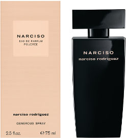 narciso rodriguez GENEROUS ספריי פודרה א.ד.פ לאשה