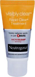 NEUTROGENA VISIBLY CLEAR ג'ל לטיפול בפגמים