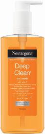 NEUTROGENA DEEP CLEAN תרחיץ לניקוי פנים