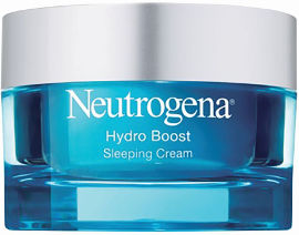NEUTROGENA  HYDRO BOOST מסכת לילה