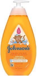 ג'ונסונס בועות לילדים אל סבון וקצף אמבט