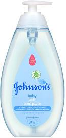 ג'ונסונס בייבי אל סבון לתינוק