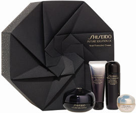 SHISEIDO FUTURE SOLUTION LX ערכה לעיניים