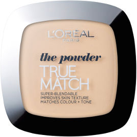 L'OREAL PARIS TRUE MATCH פודרה