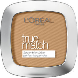 L'OREAL PARIS TRUE MATCH פודרה 7W