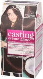 קסטינג קרם גלוס צבע שיער למראה מבריק ועשיר