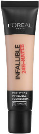 L'OREAL PARIS INFALLIBLE MATTE מייק אפ עמיד 10