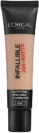 L'OREAL PARIS INFALLIBLE MATTE מייק אפ עמיד 12