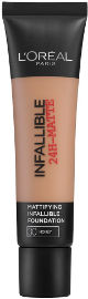 L'OREAL PARIS INFALLIBLE MATTE מייק אפ עמיד 30