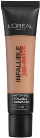 L'OREAL PARIS INFALLIBLE MATTE מייק אפ עמיד 32