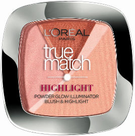 L'OREAL PARIS TRUE MATCH היילייטר אבקה