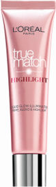 L'OREAL PARIS TRUE MATCH HIGHLIGHT מייק אפ נוזלי