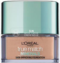 L'OREAL PARIS TRUE MATCH פודרה מינרלית