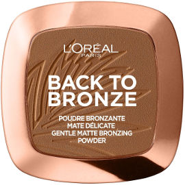L'OREAL PARIS BACK TO BRONZE ברונזר למראה שזוף