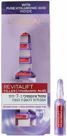 L'OREAL PARIS REVITALIFT FILLER אמפולות