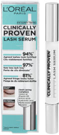 L'OREAL PARIS CLINICALLY PROVEN LASH סרום לשיפור הריסים