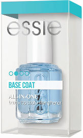 ESSIE BASE COAT ALL IN ONE שכבת בסיס לטיפול כולל