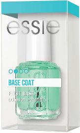 ESSIE BASE COAT FIRST BASE שכבת בסיס להגברת עמידות הלק