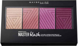 MAYBELLINE MUSTER BLUSH פלטת סמקים