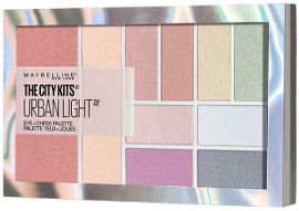 MAYBELLINE THE CITY KITS URBAN LIGHT צלליות