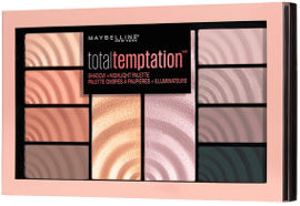 MAYBELLINE TOTAL TEMPTATION צלליות