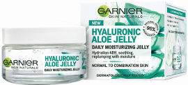 GARNIER HYALURONIC ALOE JELLY ג'ל אלוורה ללחות מרעננת