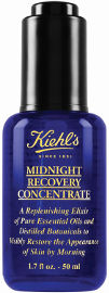 KIEHL'S MIDNIGHT RECOVERY סרום לילה המסייע בהחייאת מראה העור