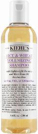 KIEHL'S RICE & WHEAT שמפו להענקת נפח לשיער