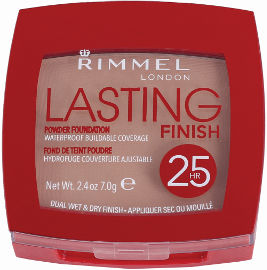 RIMMEL LONDON LASTING FINISH פודרה