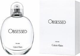 Calvin Klein OBSESSED א.ד.ט לגבר