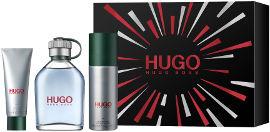 HUGO BOSS HUGO BOSS סט א.ד.ט + דאודורנט ספריי + ג'ל רחצה לגבר