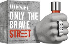 DIESEL ONLY THE BRAVE STREET א.ד.ט לגבר