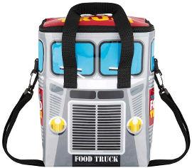 Derrière la Porte תיק אוכל שומר קור GLORIA Food truck