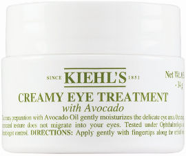 KIEHL'S TREATMENT קרם עיניים טיפולי אבוקדו לכל סוגי העור