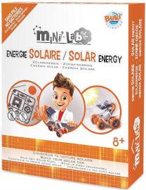 Buki France מיני מעבדת אנרגיה סולרית