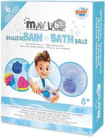 Buki France ערכת מדע להכנת פצצות אמבטיה