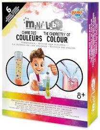 Buki France מיני מעבדת צבעים