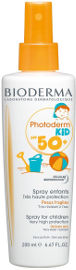 ביודרמה פוטודרם ילדים +SPF50 ספריי