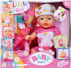 BabyBorn בובת בייבי בורן בת