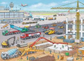 Ravensburger 10624 פאזל  שדה תעופה