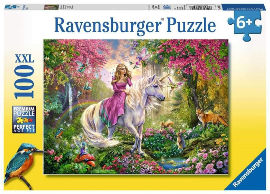 Ravensburger פאזל הרכיבה הקסומה 10641