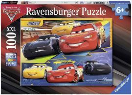"""Ravensburger פאזל """"מכוניות"""" של דיסני 10961"""
