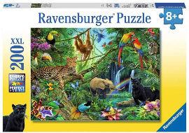 Ravensburger פאזל חיות בג'ונגל 12660