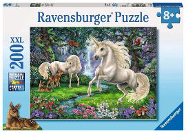 Ravensburger פאזל חדי קרן קסומים 12838