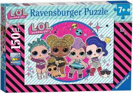Ravensburger פאזל ערב בנות לול 12883