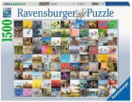 Ravensburger פאזל אופניים 16007