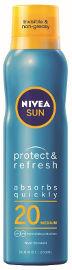 NIVEA SUN ספריי הגנה SPF20 לתחושת קרירות