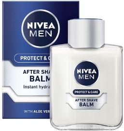 NIVEA תחליב לחות לאחר גילוח