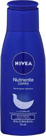 NIVEA קרם גוף לעור יבש חמאת שיאה